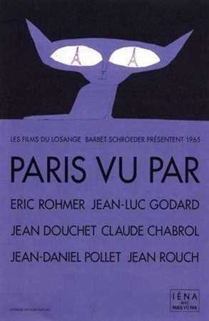 parisvuparik8 Claude Chabrol,Jean Douchet, Jean Luc Godard, Jean Daniel Pollet, Eric Rohmer, Jean Rouch – Paris vu par… [+Extras] (1965)